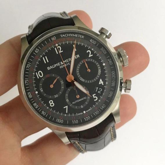 Baume & Mercier Capeland Chronograph Xl Automatico 44mm