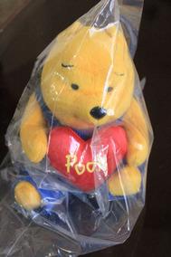 Año Pooh Peluche Winnie 2002 De Coleccion Original PkZiOuX