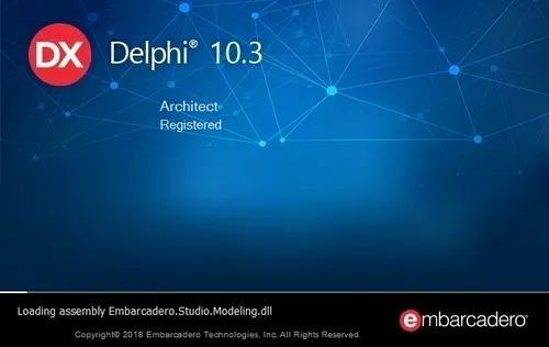 Rad Studio Delphi Rio 10.3 Completo
