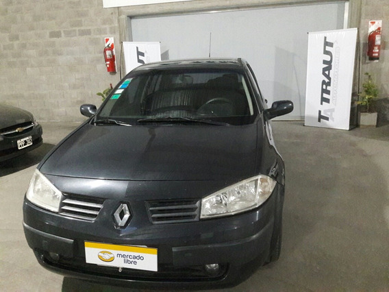 Renault Mégane Ii Grand Tour Confort Plus 1.6 2007