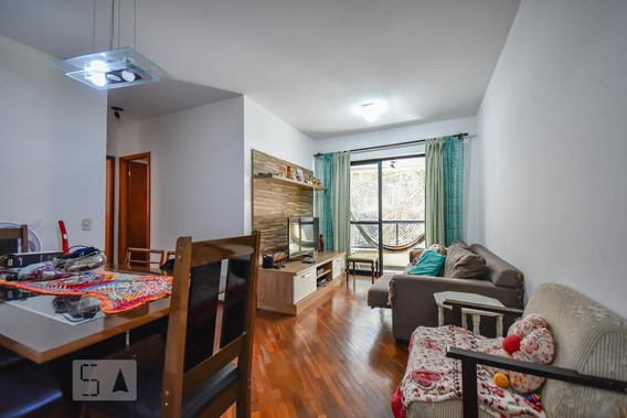 Apartamento No 3º Andar Mobiliado Com 2 Dormitórios E 1 Garagem - Id: 892942643 - 242643