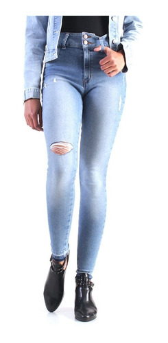 Pantalon Flojo Dama Pantalones Y Jeans Oggi Para Mujer 17 Jean En Iztacalco En Mercado Libre Mexico