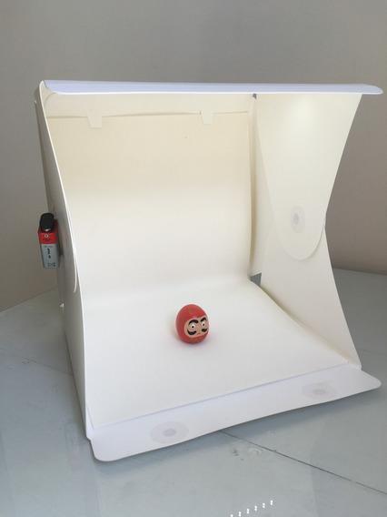 Mini Estúdio Fotográfico Foldio Orange Monkie Original