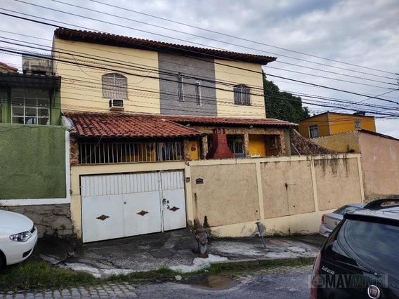 Casa Com 2 Dormitórios À Venda, 120 M² Por R$ 470.000,00 - Bento Ribeiro - Rio De Janeiro/rj - Ca0393