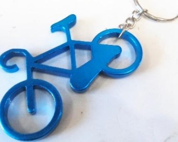 Chaveiro Bike Azul Claro (ref:ch03)