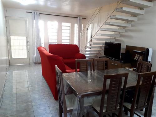 Imagem 1 de 16 de Casa 161 M² 3 Dorms A Venda Em Santo Amaro - Reo343018