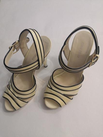 Zapato Miu Miu Dama Tacon