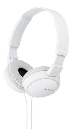 Auriculares Vincha Sony Mdr-zx110ap Blanco