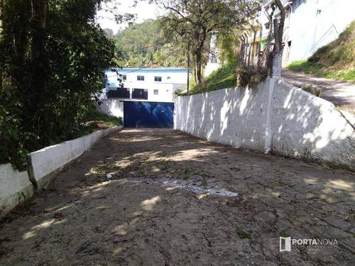 Galpão À Venda, 785 M² Por R$ 1.200.000,00 - Potuverá - Itapecerica Da Serra/sp - Ga0023