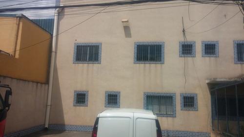 Galpão Para Locação No Bairro Vila Nova Bonsucesso Em Guarulhos - Cod: Ai22902 - Ai22902