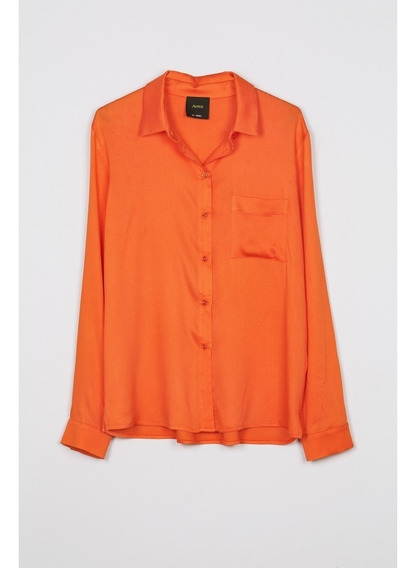 Camisa Mujer Ayres Nueva Modelo Río Mandarina
