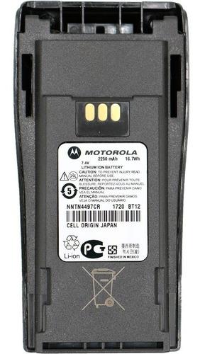 Bateria Recargable Radio Portatil Motorola Dep450