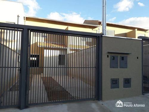 Imagem 1 de 20 de Casa No Bairro Jardim São Bento- Poços De Caldas Mg. - Ca1469