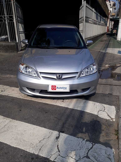 Honda Civic Lx Mecânico Baixíssima Km
