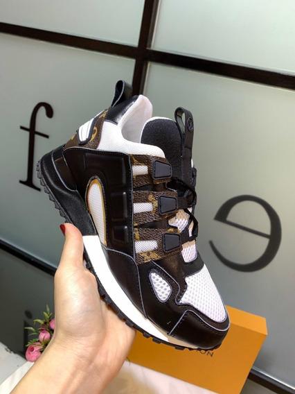 Tênis Louis Vuitton Sneaker Run Away 01