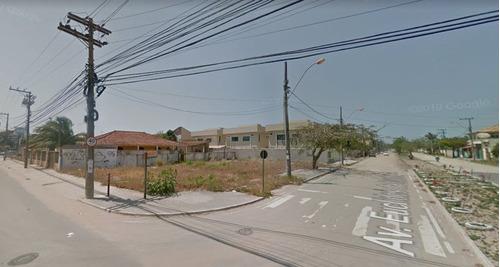 Terreno Em Enseada Das Gaivotas, Rio Das Ostras/rj De 0m² Para Locação R$ 6.000,00/mes - Te1000268