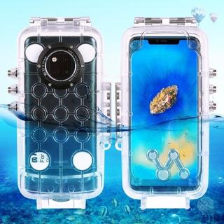 Huawei Mate 20 Pro Puluz 40m 130ft Impermeable Vivienda Vivi