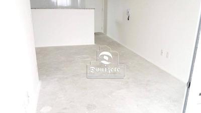 Apartamento Com 3 Dormitórios À Venda, 76 M² Por R$ 462.000 - Vila Floresta - Santo André/sp - Ap11317