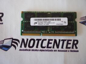 Memória Notebook 4gb Ddr3 10600s 1600mhz 2rx8 Frete Grátis