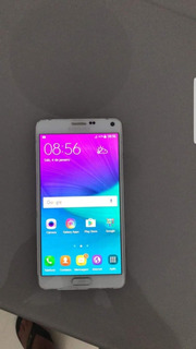 Samsung Galaxy Note 4 Branco 32 Gb