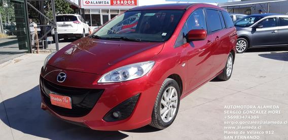 Mazda 5 Año 2015