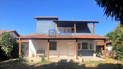 Imagem 1 de 15 de Casa Para Venda Em Cabo Frio, Portinho, 3 Dormitórios, 3 Suítes, 2 Banheiros, 3 Vagas - Cv169_1-1721908