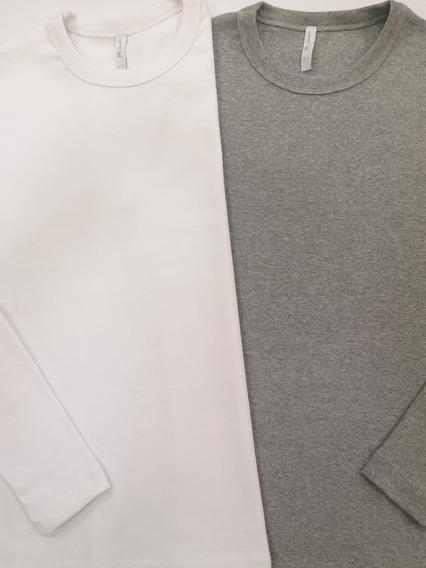 Remera/camiseta De Mujer X 12unidades 100% Algodón C/redondo
