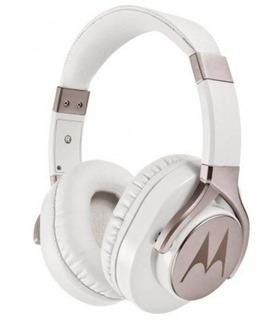 Fone De Ouvido Motorola Pulse Max Microfone Sh004wh Branco