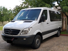 Mercedes Benz Sprinter Vip 2011 Blanco