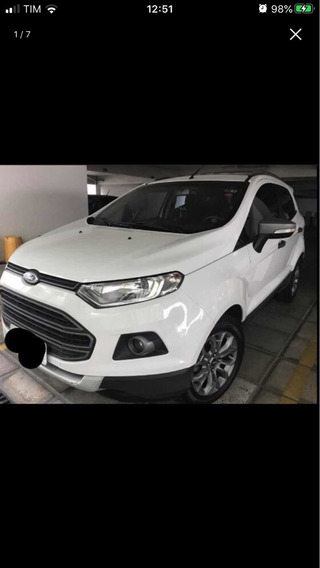 Ford Ecosport 1.6 16v Freestyle Flex 5p 2013
