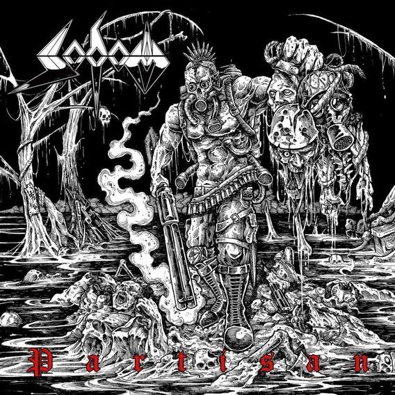 Cd : Sodom - Partisan (cd)