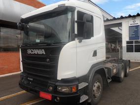 Scania G 440 6x4 Bug Pesado Cab Leito 2015/2015 Opticruise