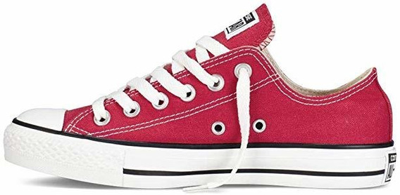 Zapatos Converse All Star Rojas ( 35 A 42) Made In Vietnam