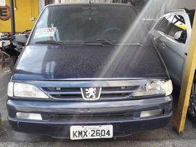 Peugeot 806 2.0 St Turbo 5p 2000