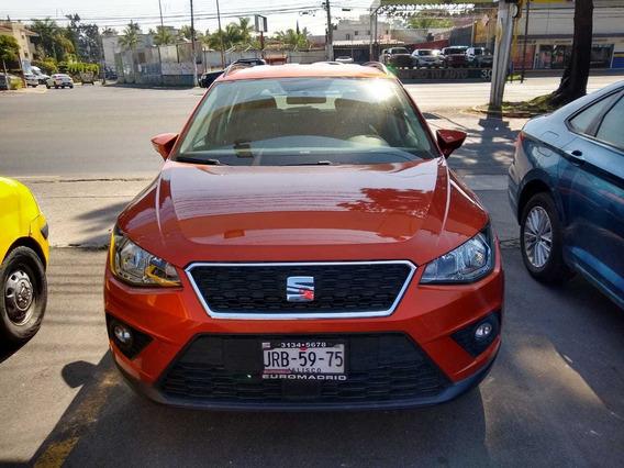 Seat Arona Style 1.6 Color Naranja Trans Aut Mod 2018