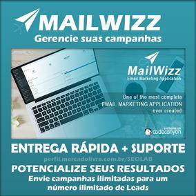 Mailwizz Email Marketing - Aplicação Web - Script Php