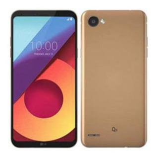 Celular LG Q6 Alpha Dorado