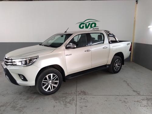 [lob] Toyota - Hilux 4x4 Cd Srx 6at 2.8 Tdi 2017