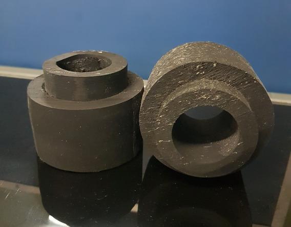Calço De Mola 5cm Aumentar Traseira Do Nissan Versa 2011/19