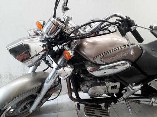 Venda De Moto Custon 250cc! Troco Por Moto Gsx 750 .