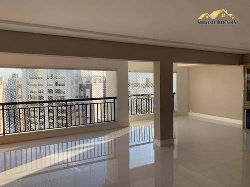 Cobertura Com 4 Dormitórios À Venda, 385 M² Por R$ 5.000.000,00 - Tatuapé - São Paulo/sp - Co0004