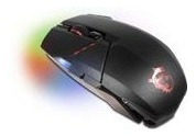 Gaming Mouse Msi Clutch Gm70 Inalambrico / Usb / Rgb