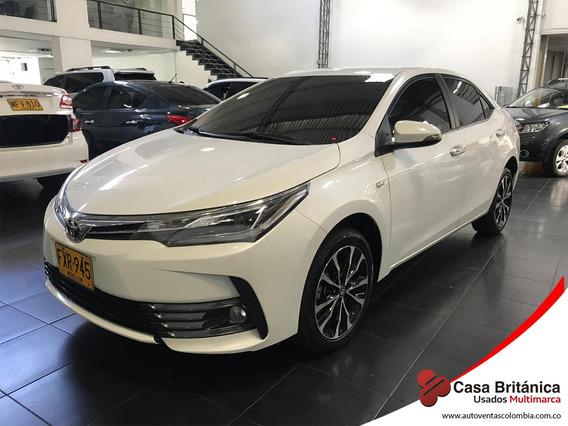 Toyota Corolla 1800cc Automatico 4x2 Gasolina
