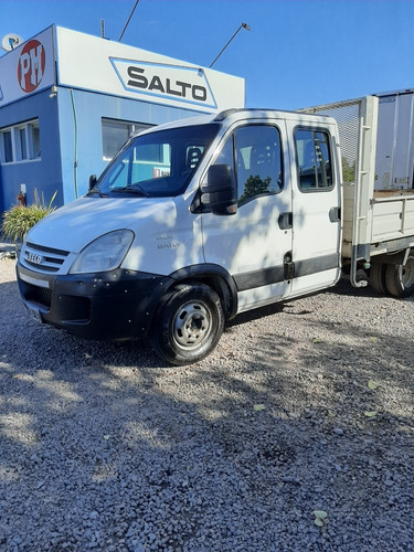 Iveco Daily 3.0 Chasis Cd 155cv 55c16 3750 2011