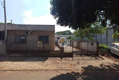 Casa Com 3 Dormitórios À Venda, 220 M² Por R$ 360.000,00 - Parque Presidente - Foz Do Iguaçu/pr - Ca0501