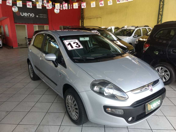 Fiat Punto Attractive Italia 1.4 Flex