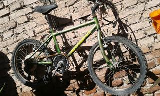 Bici Rod 16 Con Cambio