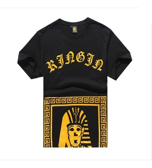 Camisetas Last Kings Importada Hip Hop Swag