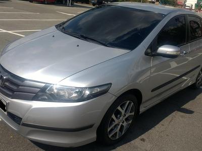 Honda City - 1.5 Exl 16v Flex 4p Automático 2010
