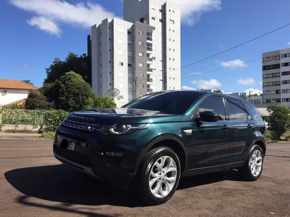 Land Rover Discovery Sport 2.2 Sd4 Hse Luxury 5p 2016